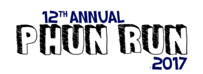 UCSD Phun Run 5K Fundraiser registration logo
