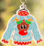 Ugly Sweater 5K/10K registration logo