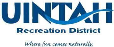Uintah Half Marathon registration logo