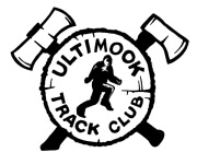 Ultimook Race Open 5k registration logo
