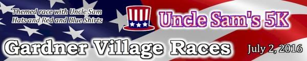 Uncle Sam's Run registration logo