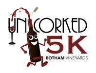 Uncorked 5K registration logo