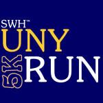 UNY RUN 5K registration logo