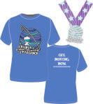 Uranus Running and Walking Challenge registration logo