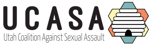 Utah Coalitions Against Sexual Assault 5K registration logo