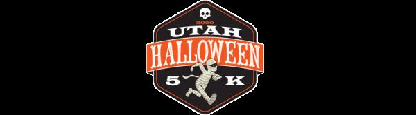 Utah Halloween 5k registration logo