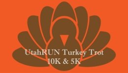 UtahRUN Turkey Trot registration logo