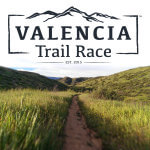 VALENCIA Trail Race registration logo