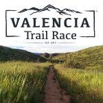 VALENCIA Trail Race registration logo