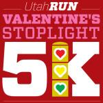 Valentine's StopLight5K registration logo