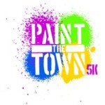 ValleyStar presents CHILL's Paint the Town 5k registration logo