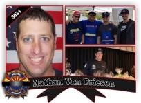 Van Briesen Memorial Walk registration logo