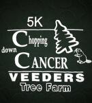 Veeder Tree Farm 5K registration logo