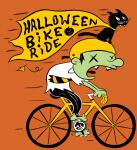 Veloween Ride registration logo
