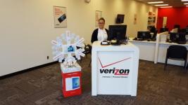 Verizon Dash for Cash Mile registration logo