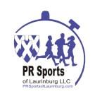Verizon Laurinburg 5K registration logo