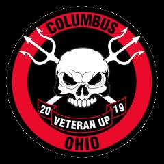 Veteran UP 5K registration logo