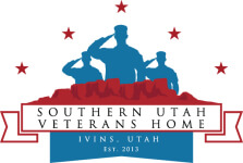 Southern Utah Veterans Home Walk and Roll registration logo