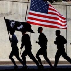 Veterans Appreciation Run registration logo