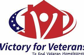 Victory for Veterans 5K - To End Veteran Homelessness registration logo