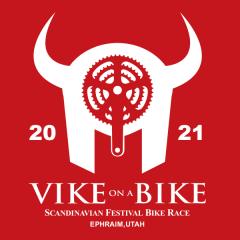 VIRTUAL Vike on a Bike registration logo