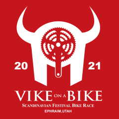 VIRTUAL Vike on a Bike registration logo