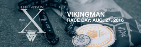 VikingMan registration logo