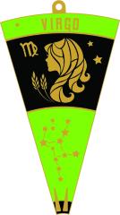 VIRGO - Zodiac Series 1M 5K 10K 13.1 26.2 50K 50M 100K 100M registration logo