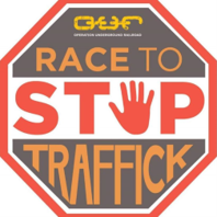Virtual 5K Halloween Race registration logo