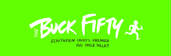 Virtual Buck Fifty Relay Race registration logo