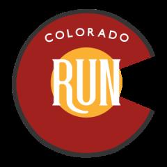 Virtual Colorado Run registration logo