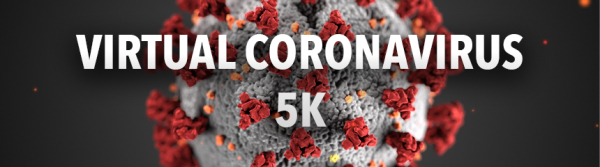 Virtual Coronavirus 5K registration logo