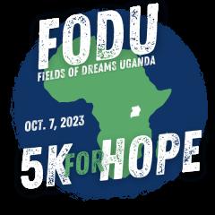 Virtual - FoDU 5K for Hope registration logo