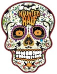 Virtual Haunted Half and 5k registration logo