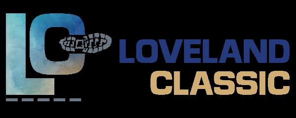 Virtual Loveland Classic registration logo