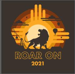 VIRTUAL RUN FOR THE ZOO registration logo