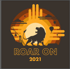 VIRTUAL RUN FOR THE ZOO registration logo