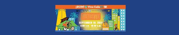 Viva Calle registration logo