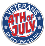 VVA 941 4th of July 5K and 10K registration logo