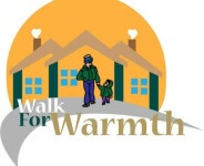 Walk 4 Warmth registration logo