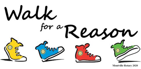 Walk for a Reason registration logo