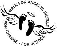 Walk for Angelys Brielle registration logo