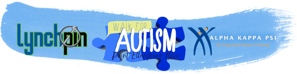 Walk for Autism 5K Ellensburg registration logo