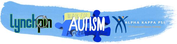 Walk for Autism 5K Ellensburg registration logo