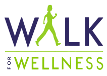 Walk for Wellness registration logo