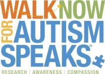 Walk Now For Autism Speaks 5K registration logo