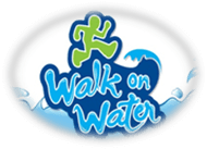 Walk On Water 5K Run/Walk registration logo