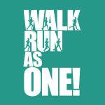 Walk, Run, As One- Suicide Prevention 5K & Fun Run registration logo