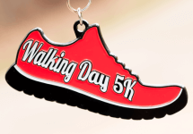 Walking Day 5K - Clearance from 2018 registration logo