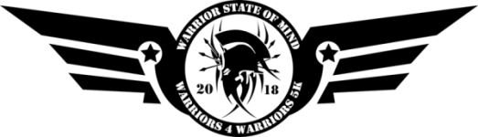 Warriors -4- Warriors 5K & Virtual 5K registration logo